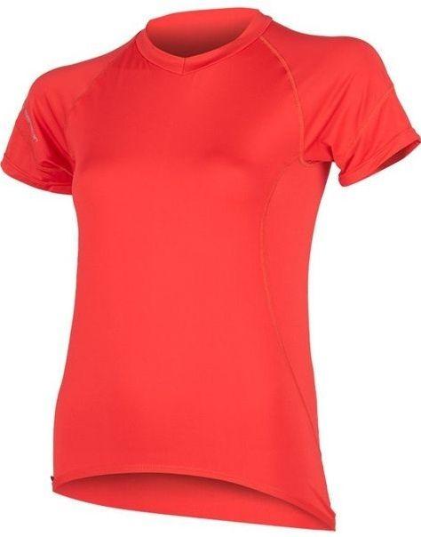 triko coolmax fresh červená XL