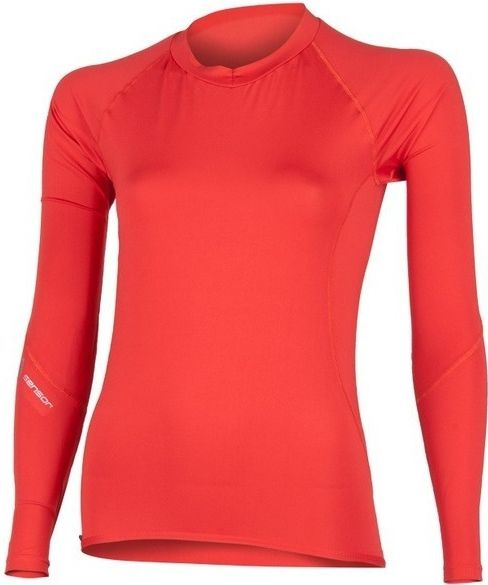 triko coolmax fresh červená M