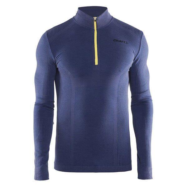 triko wool comfort zip deep L