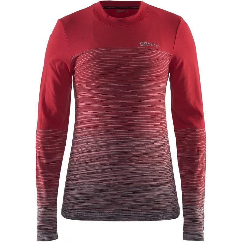 triko wool comfort 2.0 CN poppy/Dk gre M