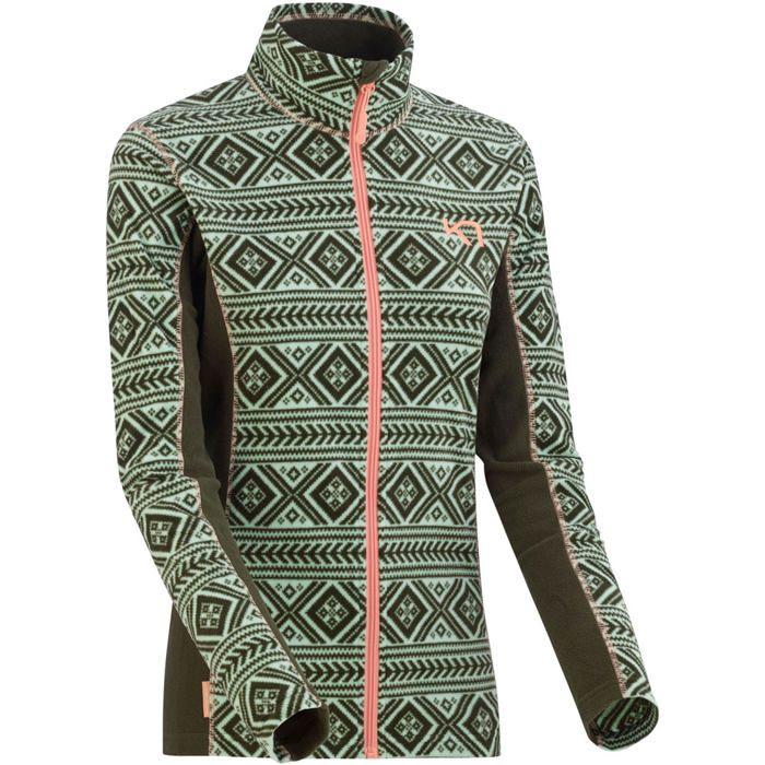 mikina lus fleece zip woods XS
