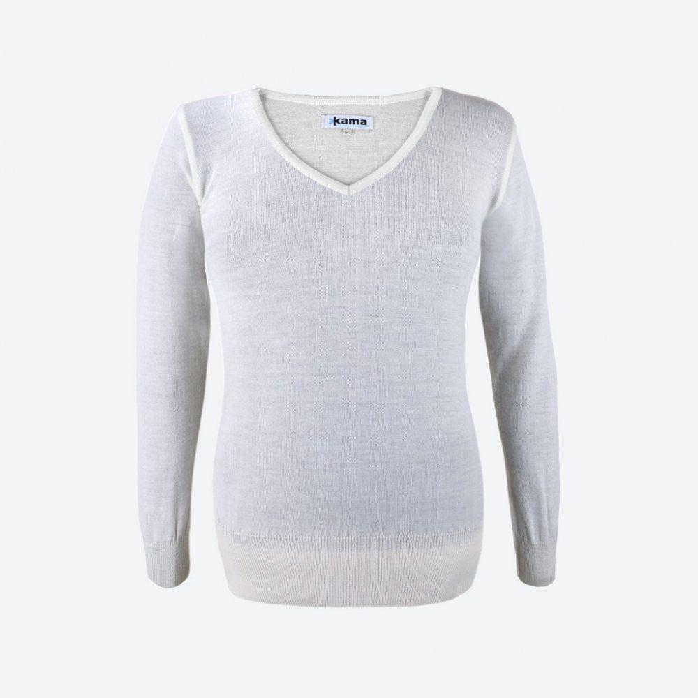 dámský svetr 5101 101 off white S