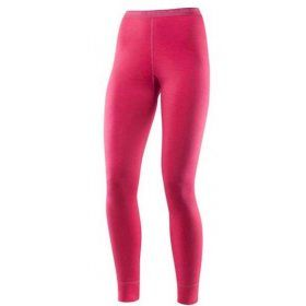 spodky duo active long johns raspberry L