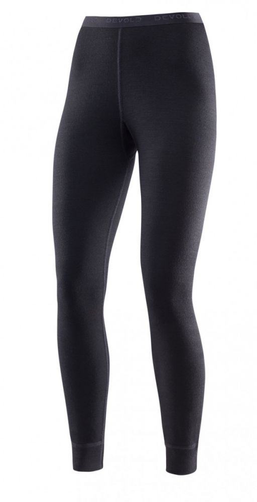 spodky duo active long johns W/FLY black XL