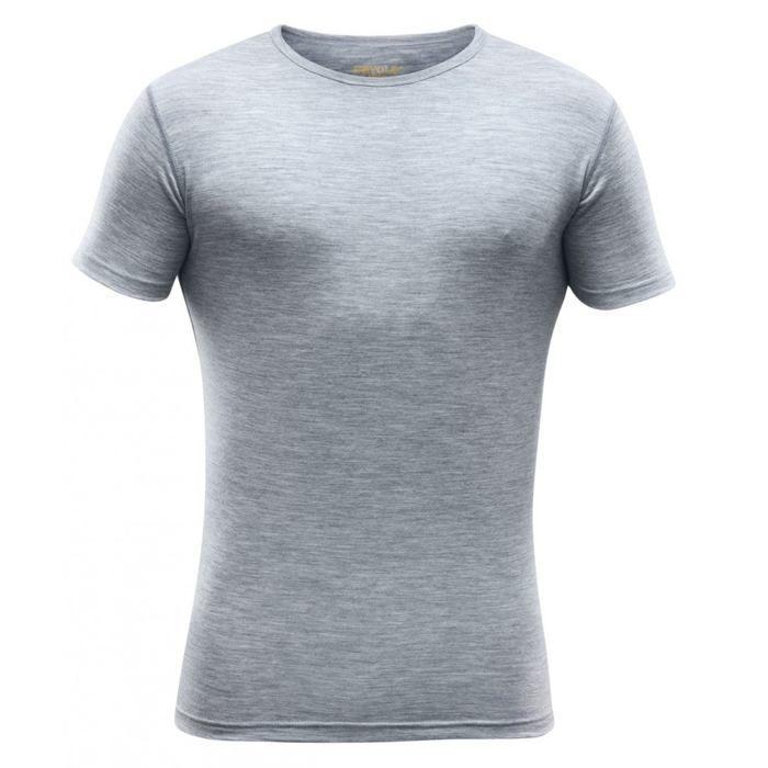 triko breeze T-shirt grey melange XL