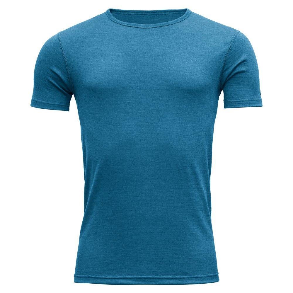 triko breeze T-shirt blue melange L
