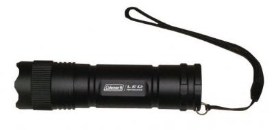 Aluminium LED Flashlight